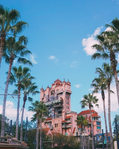 Tower of Terror, Disney Studios Florida