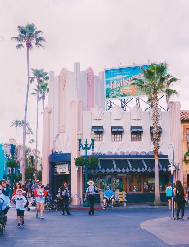 Nikon Camera Shop on Hollywood Boulevard