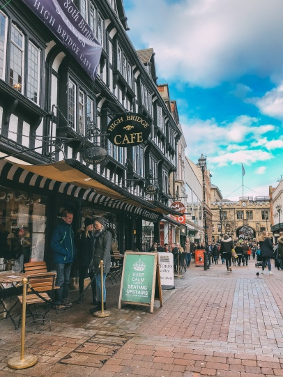 Find all your favourite High Street shops in the heart of Lincoln on the High Street